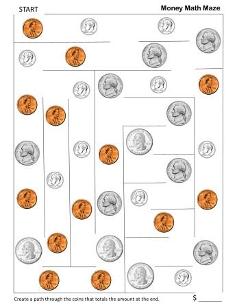 Math - Week 3 - Money Maze